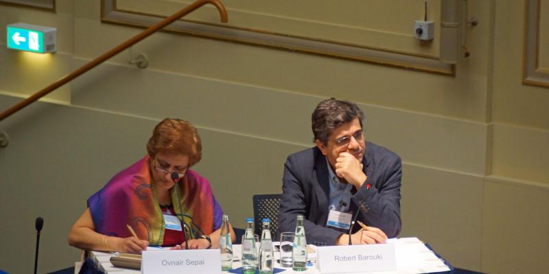 Ovnair Sepal and Robert Barouki