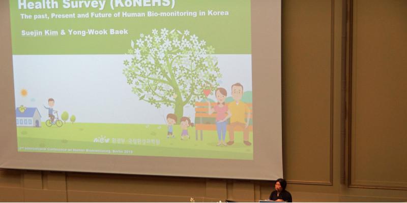 Lecture from Suejin Kim and Yong-Wook Baek, Korea