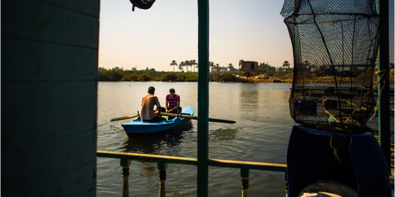 Kunst und Umwelt Ägypten