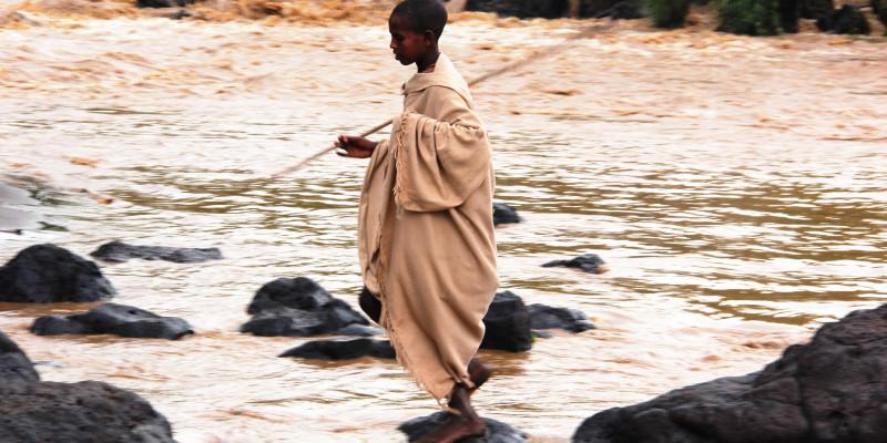 Äthiopien Kunst und Umwelt