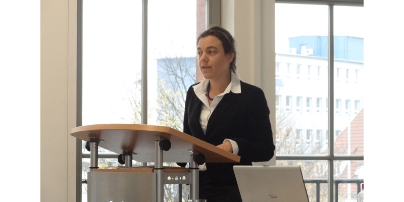 """Event """"Preventing food waste – But how"""": Presentation by Ms. Friedrich, Federal Environment Agency"""