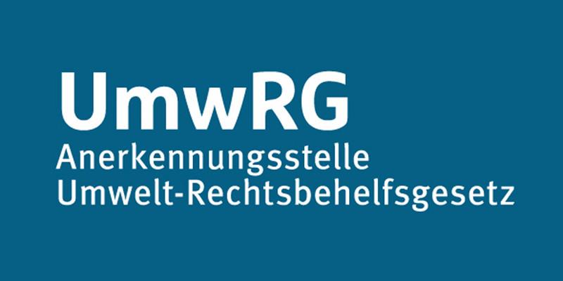 Logo der Anerkennungsstelle für Umwelt- und Naturschutzvereinigungen