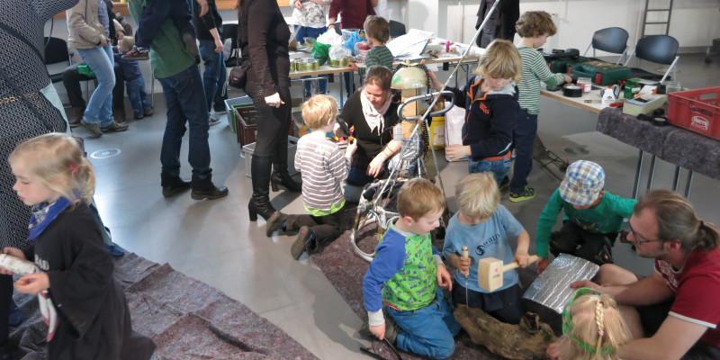 Kinder als Workshopteilnehmer/innen