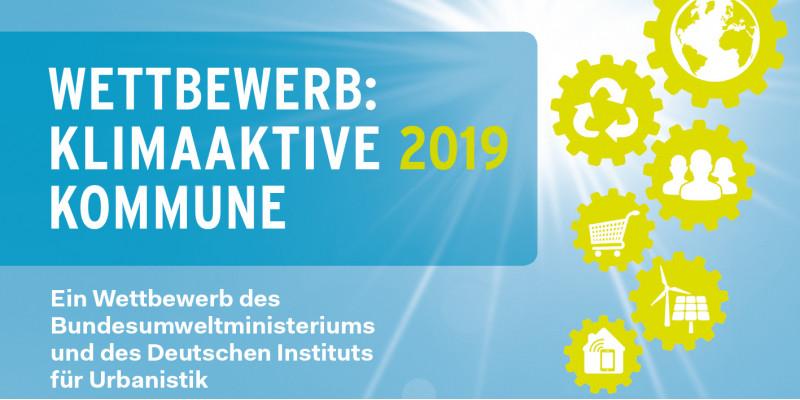 Bild für Bundeswettbewerb Klimaaktive Kommune 2019