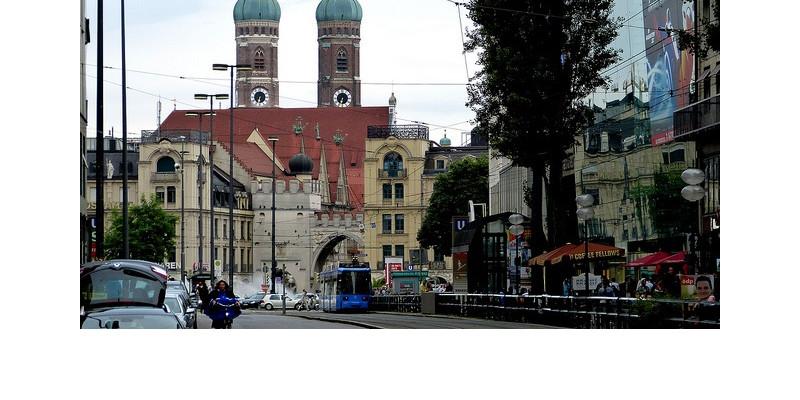 Dom zu Unserer Lieben Frau in der Münchner Altstadt, häufig auch Frauenkirche genannt