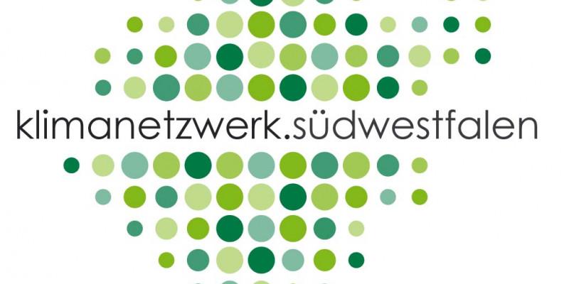 Logo: Klimanetzwerk Südwestfalen