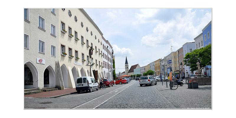 Befragung im Rahmen des Klimaschutzfahrplans in Mühldorf