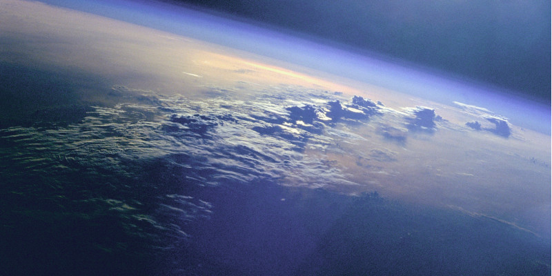 Look from outer space: the Indian Ocean