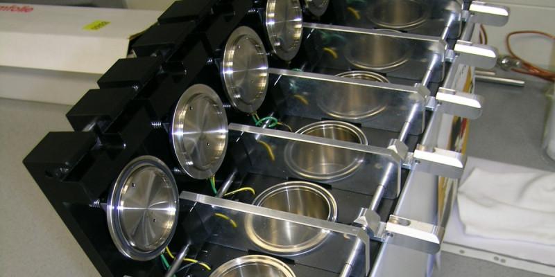 Abbildung eines Untersuchungsgerätes