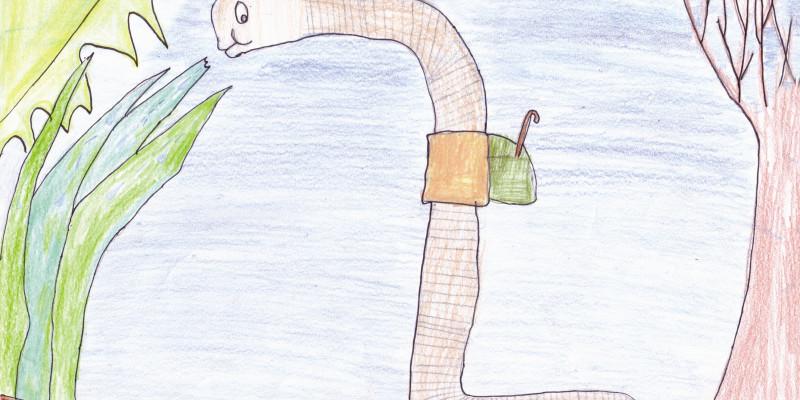 Spiel Regenwurm Fridolin