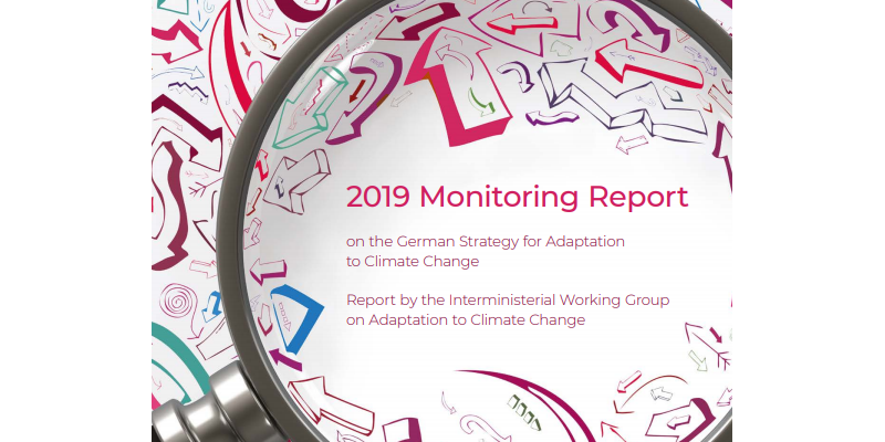 2019 Monitoring Report on the German Strategy for Adaptation to Climate Change