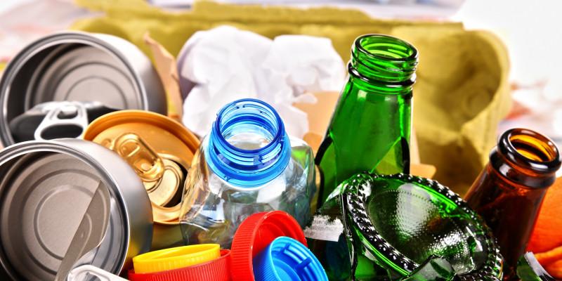Recycling trägt zur Ressourcenschonung bei