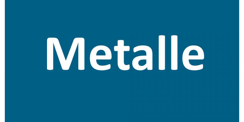 Titelbild: Metalle