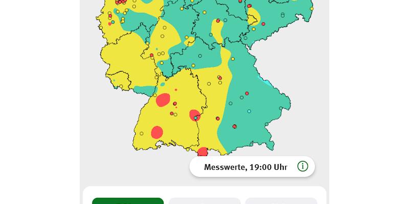 LuftApp - Indexkarten
