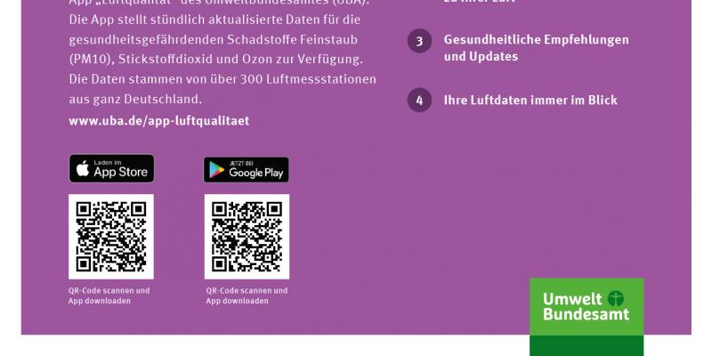 Luftqualität-App