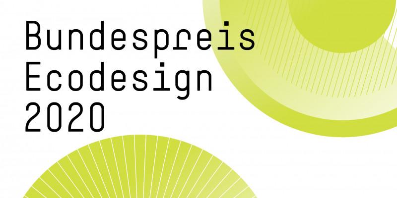 Logo Bundespreis Ecodesign 2020