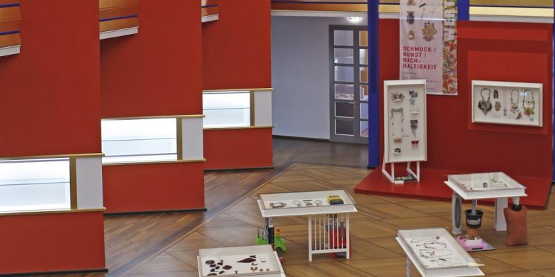 Ausstellung WERT/voll im GRASSI Museum für Angewandte Kunst in Leipzig