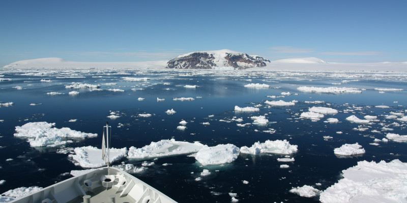 The Antarctic is protected by stringent environmental protection regulations.