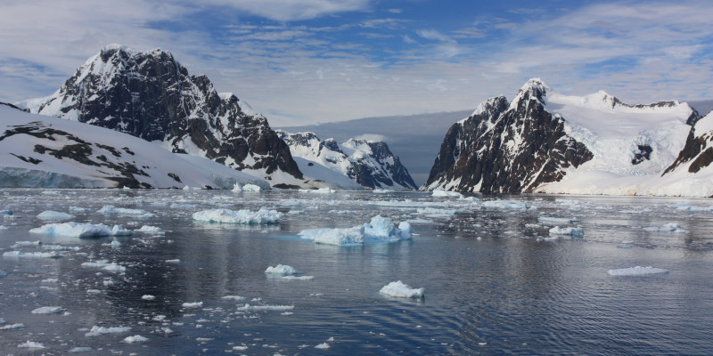 Areas of special importance for Antarctica can be designated as Specially Protected Areas.