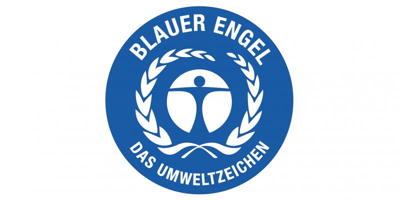 Blauer Engel für Recyclingpapier