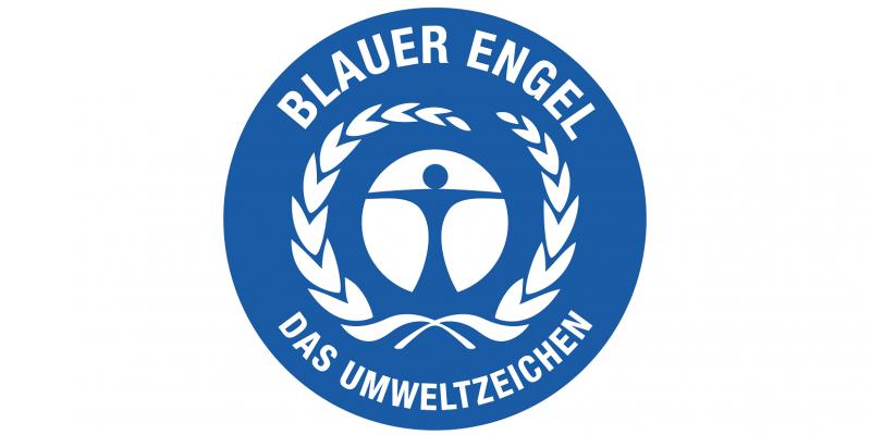 Empfehlenswertes Label für Möbel, Bodenbeläge, Türe und Holzwerkstoffplatten: Der Blaue Engel