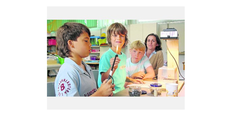 Lernwerkstatt Klima
