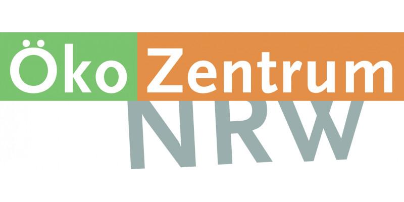 Schriftzug Ökozentrum NRW