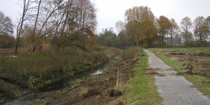 Entwicklungsplanung Werse - Vor dem Ausbau (29-10-2009)
