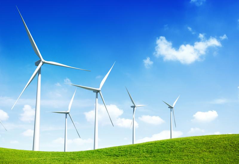 Immer mehr Energie wird aus erneuerbaren Energiequellen gewonnen.