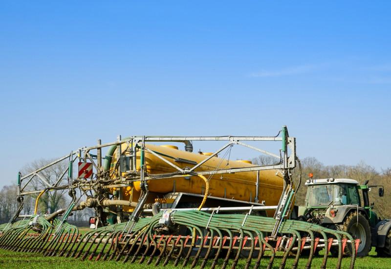 Emissionsarme Ausbringung im Frühjahr verhindert Umweltbelastungen