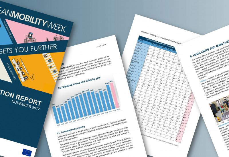 EMW-Teilnahmebericht 2017 liefert spannende Daten und Fakten