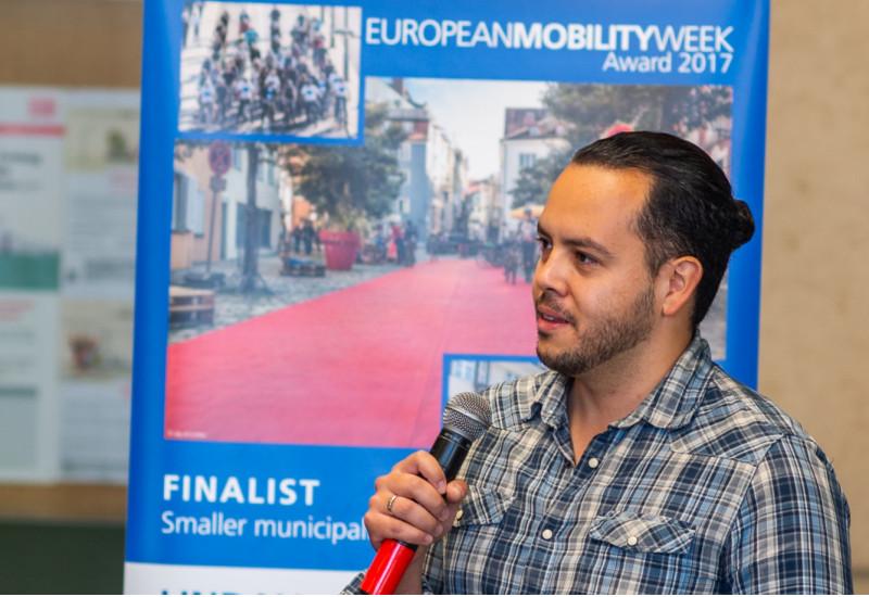 Mobilitätsplaner der Stadt Lindau