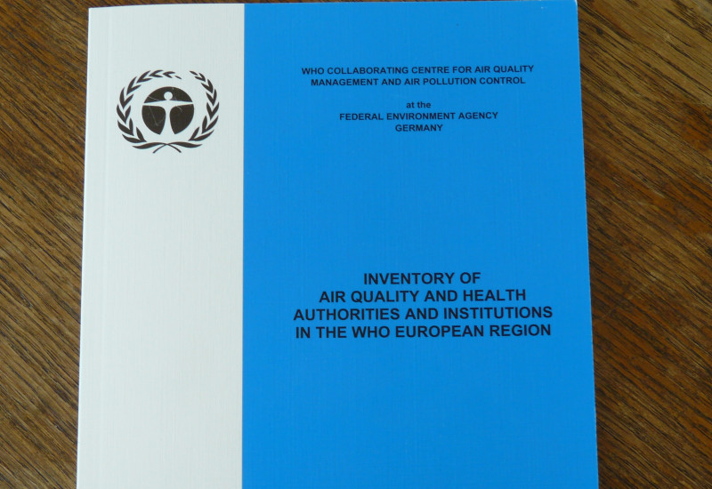 WHO CC Air Hygiene Report