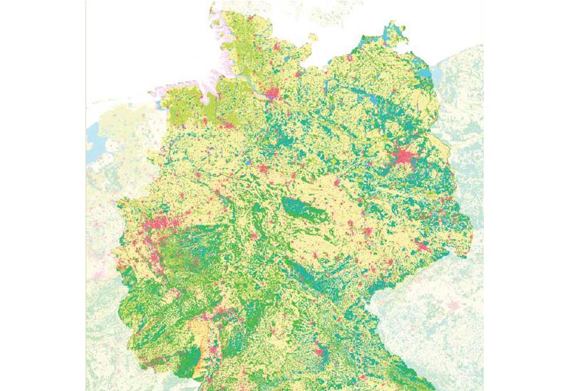 CORINE Land Cover 2006