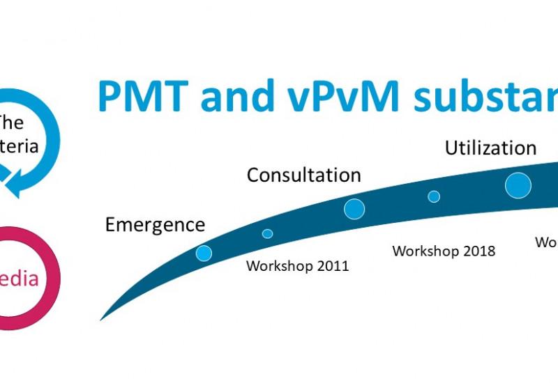 Media coverage and dissemination PMT/vPvM criteria