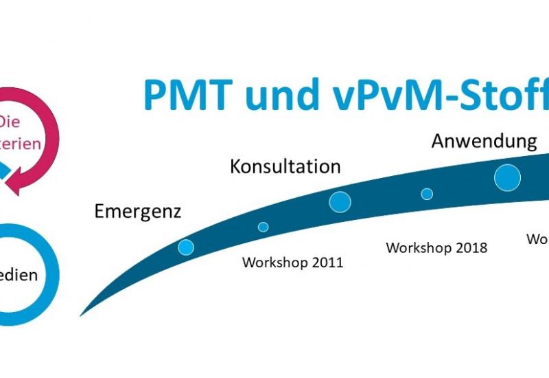 Die abgestimmten PMT/vPvM-Kriterien nach Öffentlicher Konsultation