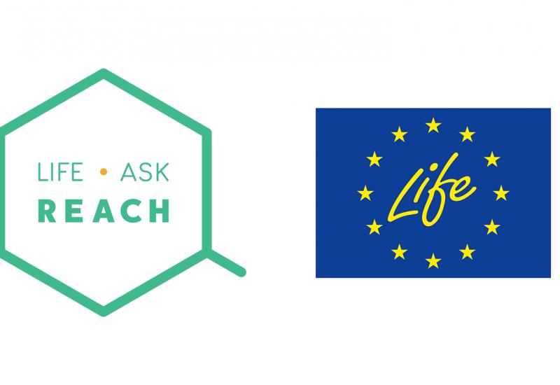 Logo EU Life AskREACH
