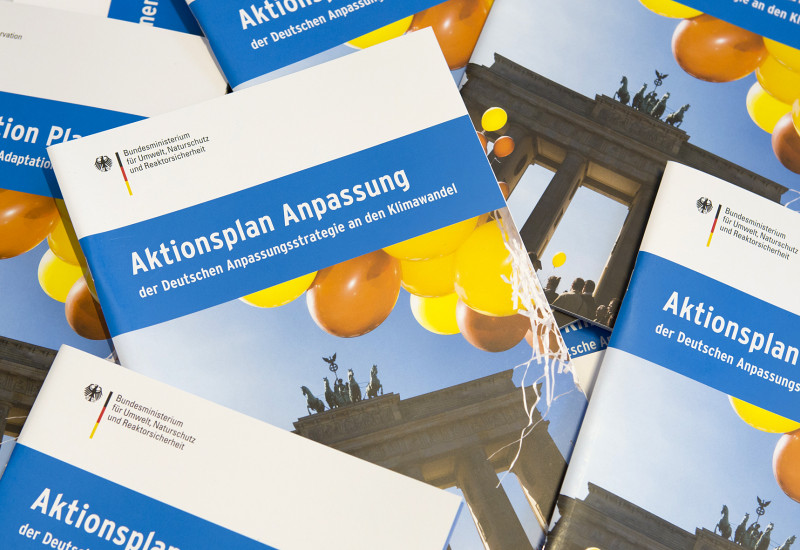 Brochures on the Adaptation Action Plan