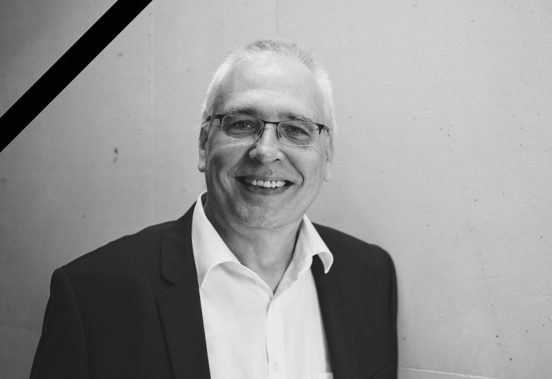 Dr. Torsten Bischoff im Umweltbundesamt Dessau-Roßlau