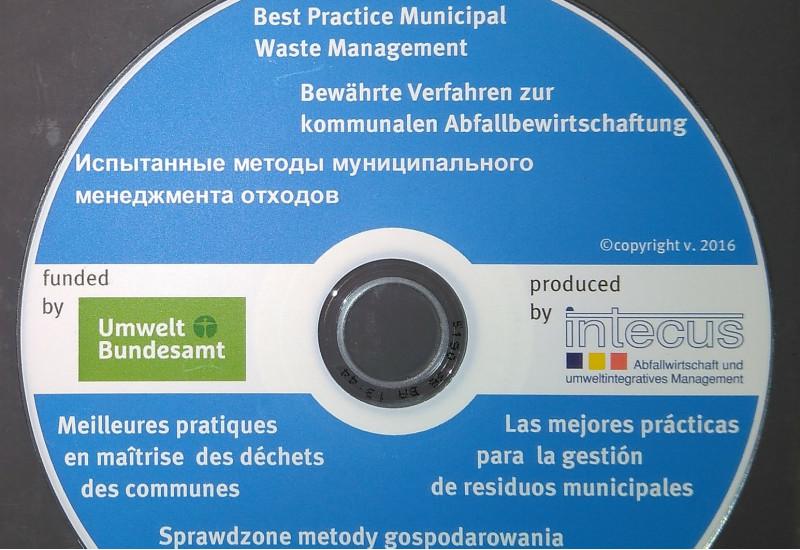 CD-Cover Abfalltechnologietransfer