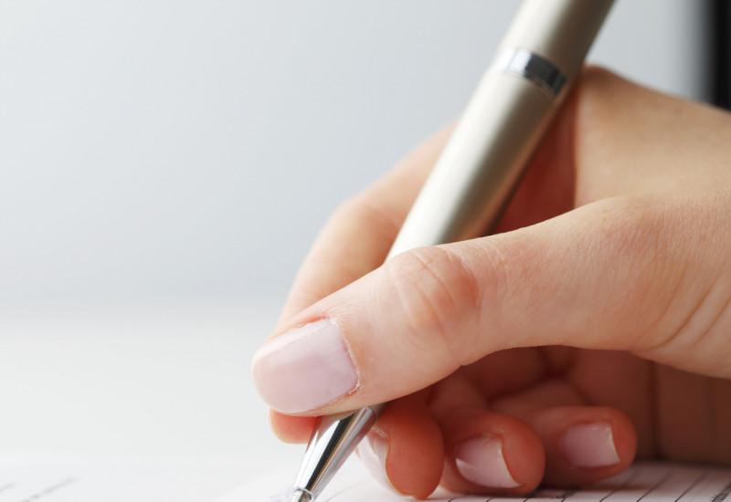 Viele rechtliche Umweltfragen sind über Anträge und Formulare geregelt.