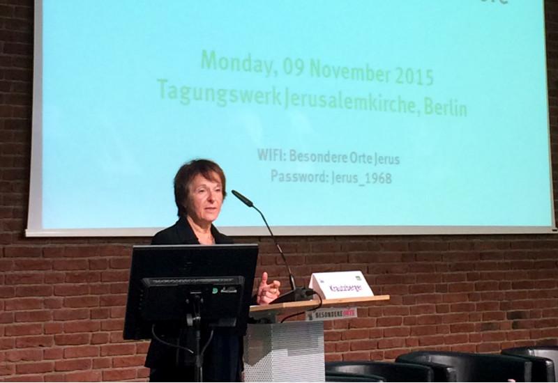 """Maria Krautzberger, Präsidentin des Umweltbundeamtes, Begrüßung zum """"Workshop Decarbonisation"""""""