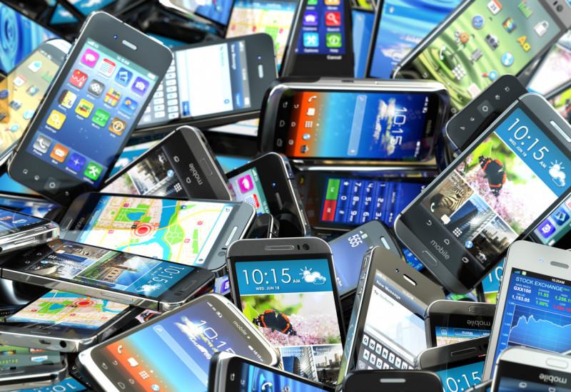 alte Smartphones
