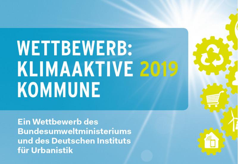 Bild für Wettbewerb Klimaaktive Kommune 2019
