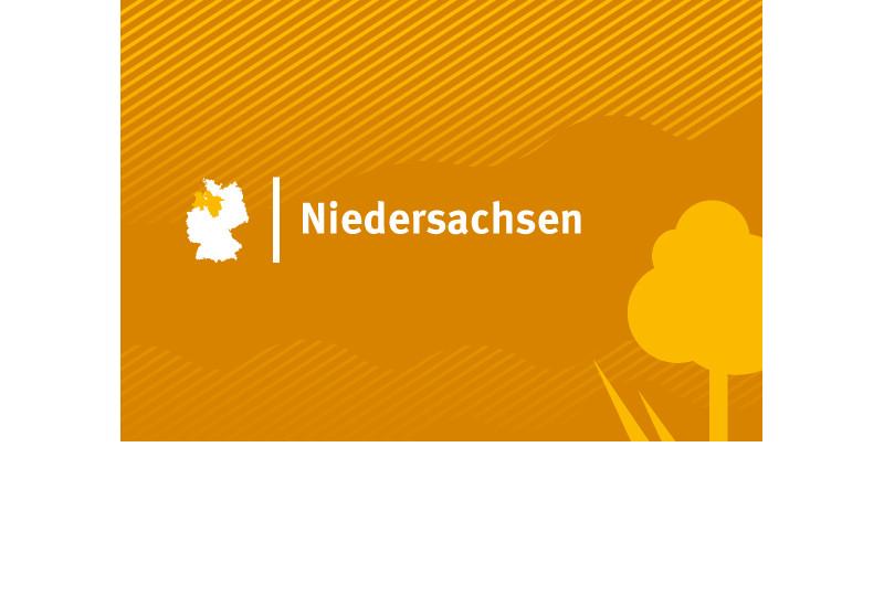 Headerbild für Bundesland Niedersachsen