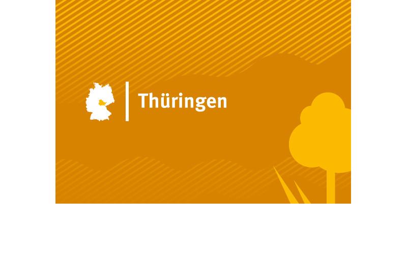 Headerbild für Bundesland Thüringen