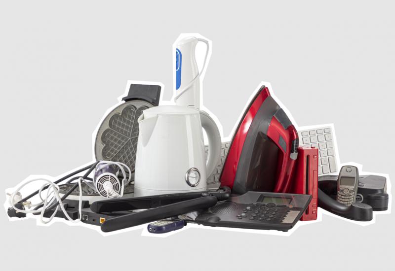 Mit der neuen Fassung des ElektroG wird die umweltgerechte Entsorgung von Elektroschrott einfacher.