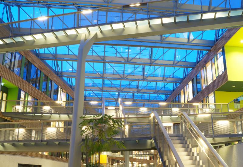 Das Umweltbundesamt in Dessau