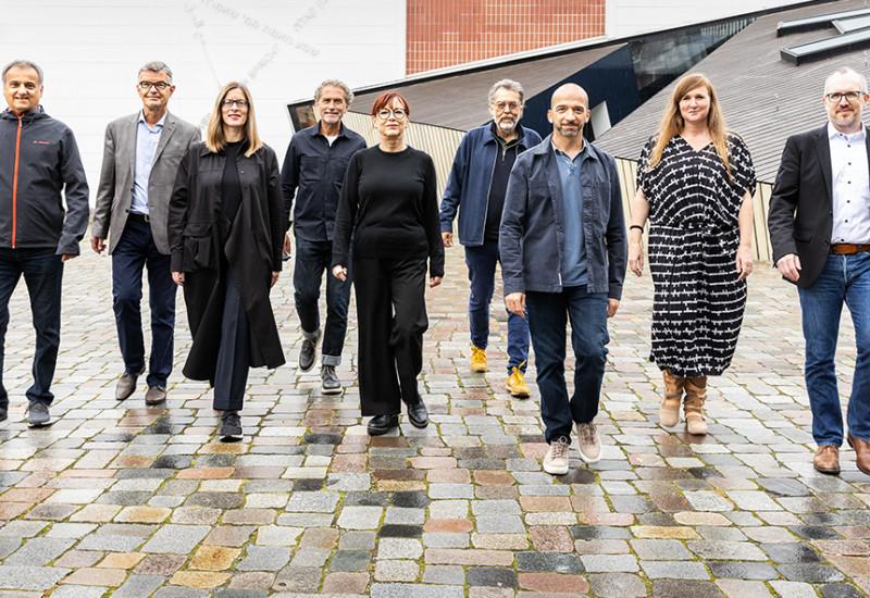 Jury of the German Federal Ecodesign Award 2021