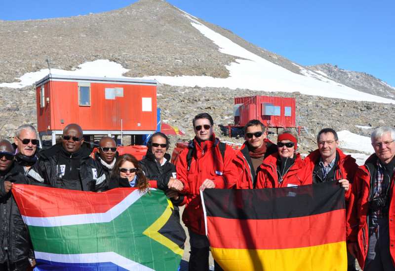 2013 South African-German inspection group